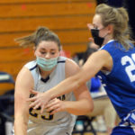 Medomak Girls Beat Morse at Home