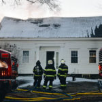 No Injuries in Alna House Fire
