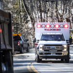 Alna Man in Serious Condition after Jefferson Crash