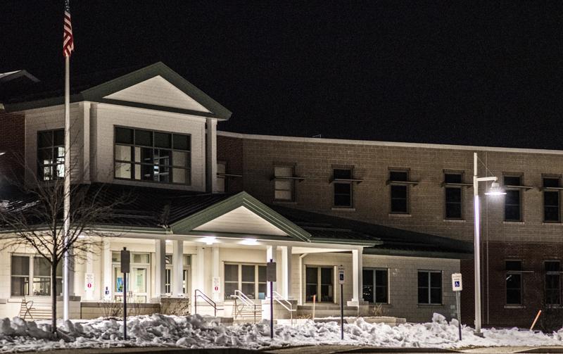 Jefferson Village School. (Bisi Cameron Yee photo, LCN file)