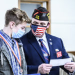 Newcastle Student Wins VFW Essay Contest