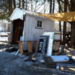 Vandal Destroys Coopers Mills Farm Stand with Tractor