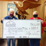 Colby & Gale Donates to American Legion Auxiliary