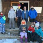 Damariscotta Montessori School Students Visit Camp Kieve