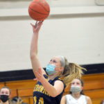 Medomak Grounds the Lady Eagles