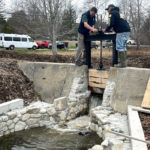 New Bristol Mills Fish Ladder Opens