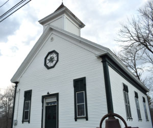 The Dresden Planning Board approved Country Church Ice Cream and Collectables at 541 Gardiner Road next to Dresden Take Out on Monday, April 19. Kathy and Mason Dubord, owners of Dresden Take Out, plan to open the shop in June. (Evan Houk photo)