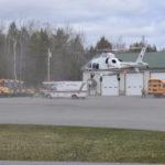 Passenger LifeFlighted After Waldoboro Crash