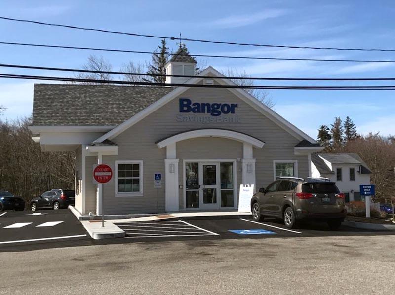 The New Harbor branch of Bangor Savings Bank opened Monday, April 19.