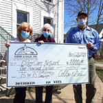Colby & Gale Donates to ElderCare