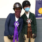 Midcoast Equestrian Team Medals at Zone Finals