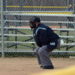 Softball Umpires to Socially Distance at the Plate