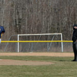 Baseball Umpires to Call Balls and Strikes From Behind the Mound