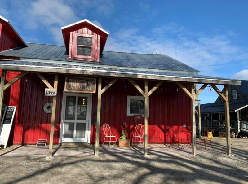 Chase Farm Bakery. (Photo courtesy Mary Dunn)