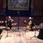 Daponte String Quartet Online Concert Series Continues