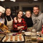 Bicentennial Cookbook Authors Next Chats Guests