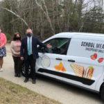 RSU 12 Receives 'School Meal Mobile'