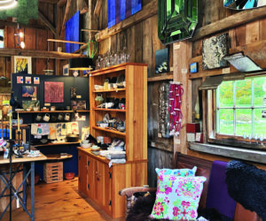 The Good Supply is filled with handmade housewares and gifts sourced from Maine.