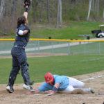 Erskine Baseball Wins Battle of Eagles