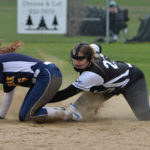 Medomak Softball Clip the Eagles