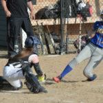Lady Eagle Softball Tame the Lions