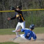Medomak Baseball Holds off Morse