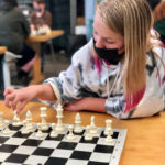 NCS Students Learn Chess Skills