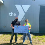 Sons of the American Legion Donates $400 to Central Lincoln County YMCA