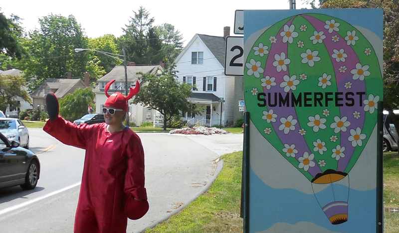 The First Congregational Church's Summerfest will return to the Wiscasset Common on Saturday, July 24.