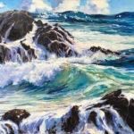 'Rock 'n' Wave' Art Show Opening Reception