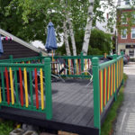 Damariscotta Historic Commission Approves Deck for Jamaican Grocery