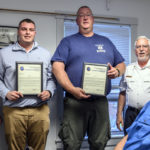 Waldoboro Recognizes EMS Personnel for Lifesaving Actions