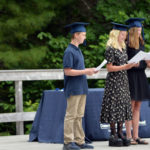 'Mr. D's' Final Graduation at Damariscotta Montessori School