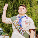 Scout Receives Eagle Rank Over Memorial Day Weekend