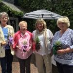 Garden Club of Wiscasset Installs New Officers