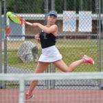 Lady Eagle Tennis Advances to Semi-Finals