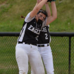 Lady Eagles Send Greely Packing