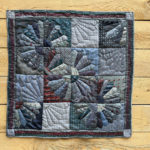 Pandemic Quilts at Skidompha Library