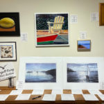 Art Auction Benefit for Seagull Shop and Restaurant