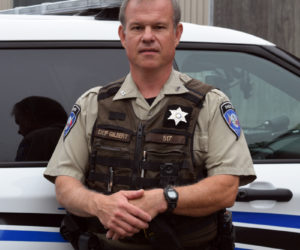 After serving with the Lincoln County Sheriff's Office for 20 years, Deputy Chad Gilbert will officially retire from his career in law enforcement on Sunday, July 25. (Nate Poole photo)