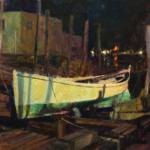 Neal Hughes and Crista Pisano's Exhibit at Sylvan Gallery