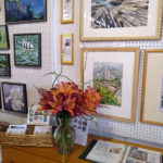 New Artwork is Featured at Pemaquid Art Gallery