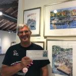 Saltwater Artists Gallery Raffle Winner