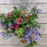 Veggies to Table Flower Fairies