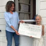 Young Westport Island Entrepreneur Donates Lemonade Stand Proceeds to Local Groups