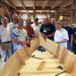 October Boat Building with Bobby Ives