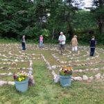 Full 'Buck' Moon Labyrinth Walk in Edgecomb