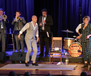 The Hot Sardines at the Opera House in 2019.