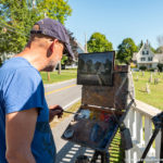 Plein Air Artists to Fill Wiscasset's Streets and Byways