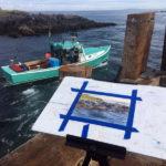 Plein Air Watercolor Classes